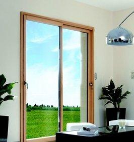 Fenêtres et baies vitrées bois/alu